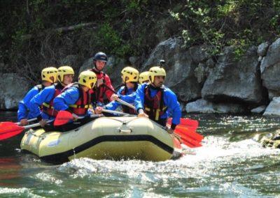 Escursioni e Rafting