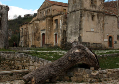 Roscigno Vecchia, il paese fantasma
